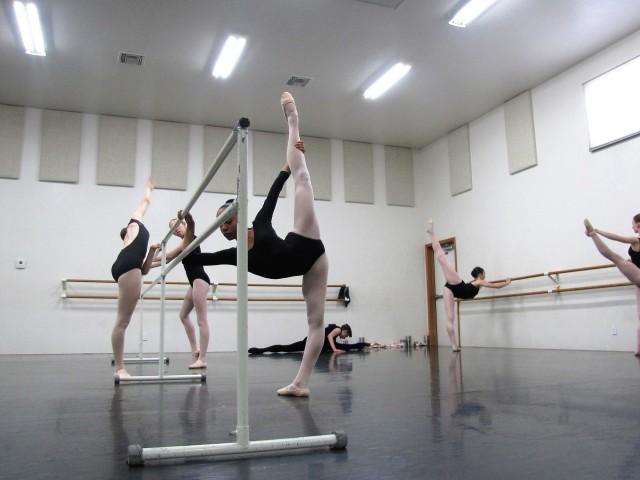 mia stretching